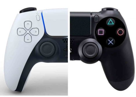Perbandingan PS4  PS5