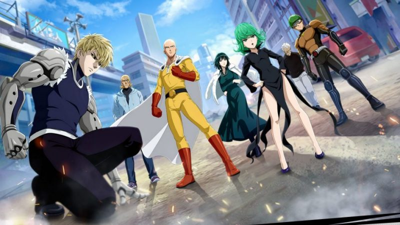 ONE PUNCH MAN: The Strongest Rilis di Indonesia
